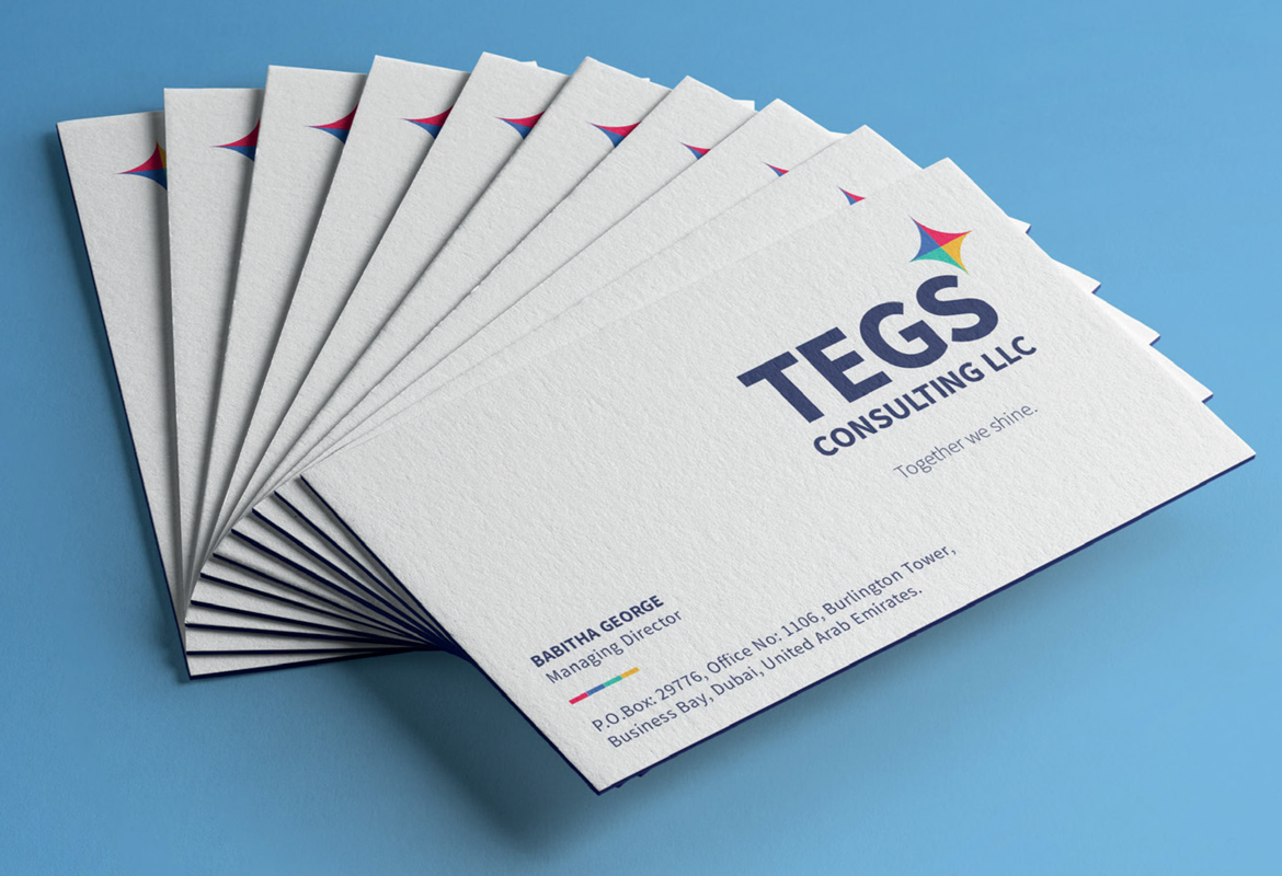 Tegs Consulting LLC-Brand development.
